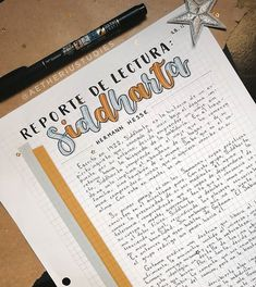 """Aetherius Studies en Instagram: """"#Siddharta 🌧️. . . ¡Hola, bbcitos! Hoy les traigo este apunte que hice como reporte de lectura para mi clase de Derecho Mercantil. La verdad…"""" Bullet Journal School, Bullet Journal Notes, Bullet Journal Ideas Pages, Bullet Journal Layout, Art Journal Pages, Cute Notes, Pretty Notes, Tumblr School, Study Motivation"""