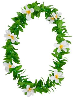 Hawaiian Hula Garland Necklace Multicolor Seaside Holiday Party Hawaiian Lei Bib
