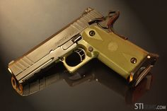 STI Tactical 4.0, 9mm with 170mm mag 26+1