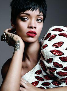 Vogue Daily — Rihanna