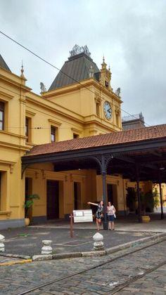 Estação de trem do Valongo/ Santos - BR