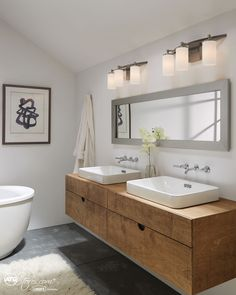 Revamp your bathroom by adding luxurious details that enhance the space.