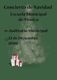 Concierto de Navidad de la Escuela Municipal de Música de Hinojosa del Duque