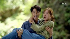 """Jo In Sung, Gong Hyo Jin trao nhau nụ hôn """"ướt sũng"""" 2"""
