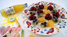 szczypta smaQ: Galaretki pełne owoców - zdrowa słodycz bez cukru