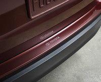 Genuine Toyota Highlander Rear Bumper Applique PT929-48140. 2014-2016 Highlander & Highlander Hybrid. Genuine Toyota Accessories