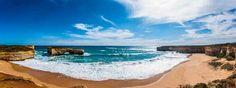 As vistas e os mirantes do 'The Great Ocean Road'.