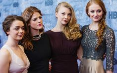 4 of the Women Of Game Of Thrones
