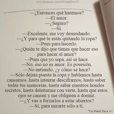 Love Is Everything, My Love, Book Quotes, Me Quotes, Frases Love, Love Phrases, Spanish Quotes, French Quotes, Romantic Quotes