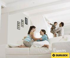 El #SistemaDurlock® te brinda más confort para disfrutar cada uno de tus espacios. #EspaciosDurlock®