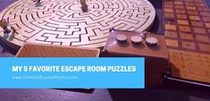 Escape Room Articles For Our Puzzles, Props, and News – Creative Escape Rooms New Puzzle, Puzzle Box, Escape Room Themes, Mirror Maze, Escape Room Puzzles, How To Memorize Things, Things To Come, Room Additions, Ways To Communicate