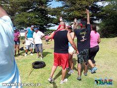 NUFAWSA Team Building Event Cape Town