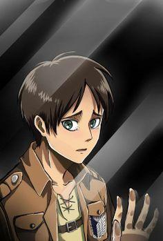 Shingeki no kyojin - Eren