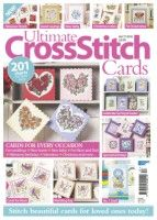 """ru / Chispitas - Album """"Ultimate CrossStitch Cards No. Cross Stitch Magazines, Cross Stitch Books, Cross Stitch Charts, Cross Stitch Designs, Cross Stitch Embroidery, Cross Stitch Collection, Needlework, Crossstitch, Cards"""