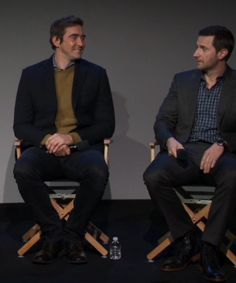 """Lee Pace and Richard Armitage Apple Q&A"""