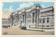 New York Architecture Images- Metropolitan Museum of Art
