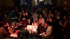 Samba da Luz realiza segunda edição no centro