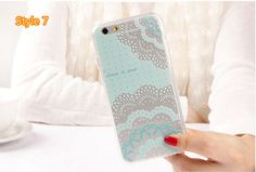 Best Laser Painting Pattern iPhone 6 And 6 Plus Cases IPS611_31