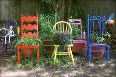 The Chair Garden