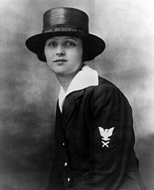 Loretta Perfectus Walsh became the first American active-duty Navy woman, and the first woman allowed to serve as a woman, in any of the United States armed forces other than as a nurse, when she enlisted in the U.S. Naval Reserve on March 17, 1917.