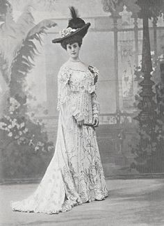 Madame La Comtesse De Failly, 1904.