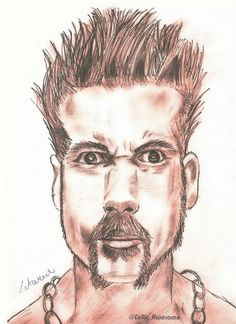 Sheamus by @Celtic_Awesome