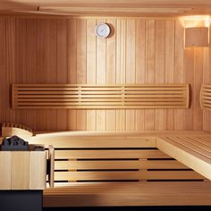HOME Sauna: Ideal for newcomers to the world of sauna