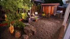 DIYNetwork.com experts strive to create gardens of zen and retreats for relaxation. Browse through the photo gallery of ultimate outdoor sanctuaries.