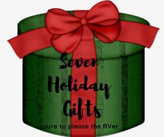7 Holiday Gifts Sure to Please the RVer Rv Accessories, Camping Gadgets, Holiday Gifts, Unique Gifts, Apps, Tech, Gift Ideas, Travel, Life