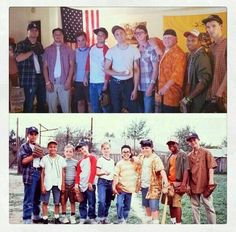 The Sandlot...Now & Then!!!