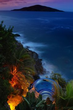 Norvu Villa in the Virgin Islands