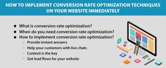 How To Implement Conversion Rate Optimization Techniques On Your Website Immediately #conversionrateoptimization #website #websitedesign #webdesign #digitalmarketing #development #Barrie #CRO Your Website, Conversation, Digital Marketing, Web Design, Tips, Design Web, Advice, Website Designs, Site Design