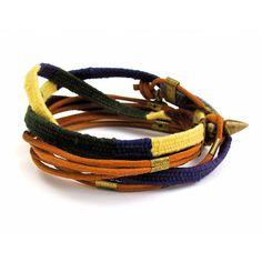 Wrap Bracelet Sahara, 53€, men