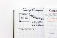 Bullet journal easy for everyone! Just try :) #bullet