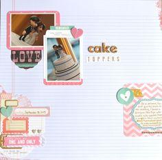 Cake Toppers - Scrapbook.com