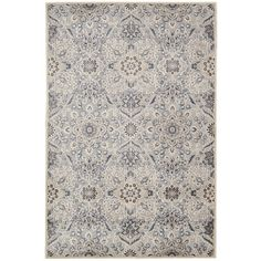 Kathy Ireland Home Gallery Bel Air Grey Area Rug & Reviews | Wayfair