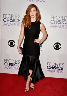 Sarah Rafferty Photos - Actress Sarah Rafferty attends The Annual People's Choice Awards at Nokia Theatre LA Live on January 2015 in Los Angeles, California. - Arrivals at the People's Choice Awards — Part 2 Sarah Rafferty, Famous Stars, Choice Awards, Celebs, Celebrities, Celebrity Dresses, Celebrity Pictures, The Ordinary, Dress Up