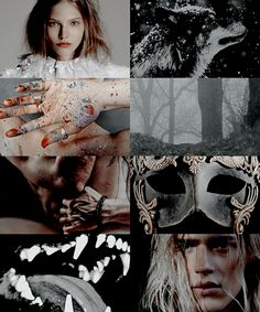 ACOTAR 1/2: I wish I had it in me to feel remorse for the dead thing                                But this was the forest, and it was winter.