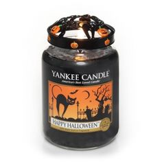 Happy Halloween™ : Large Jar Candle : Yankee Candle