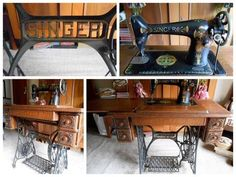 Singer sewing machine Antique Body Base Head Cast Iron Treadle with cabinet - R1795Available from a Moving On sale in Lynnwood Ridge. Visit movingon for more information and how to secure these items or reply via gumtree.