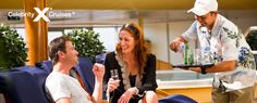 Book your next Celebrity voyage with Expedia CruiseShipCenters, choose from 3 exciting Expedia Extras on select sailings departing February 2015 until April 2017! http://www.cruiseshipcenters.com/en-US/helenfrankel/promotion/Celebrity-123Go