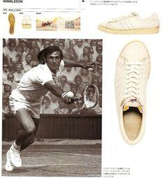 nike wimbledon tennis classic in 1972