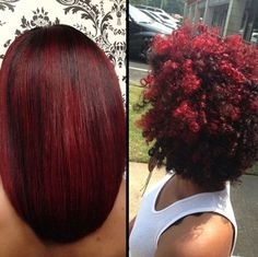nice Versatillity via @hairboss_divinedesignsbyashley - Black Hair Information Community