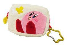 Nintendo Kirby Adventures Mini Cream Pouch