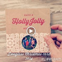 it will change your life: 2014 Christmas Card reveal from Pear Tree Greetings!