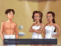 Summertime Saga - PlayGamesOnline Saga, Summertime, Disney Characters, Fictional Characters, Disney Princess, Fantasy Characters, Disney Princesses, Disney Princes