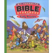 My Favorite Bible Storybook for Early Readers   -