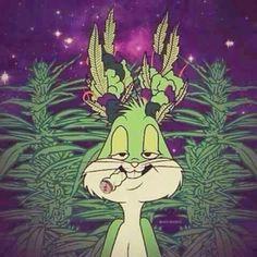 Bugs Bunny X Weed