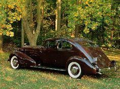 1934 Cadillac V-16 Aerodynamic Coupe