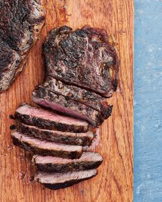 JULIAN'S FAVORITE RECIPE: SIMPLE PEPPERCORN STEAK - At Home with Jessica Seinfeld - What's Right Now - Fashion - InStyle
